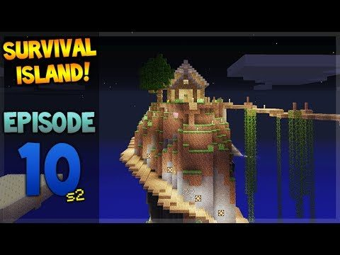 Minecraft Xbox – Survival Island – Spawner Hunter Episode 10