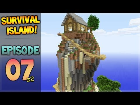 Minecraft Xbox – Survival Island – The Island Cleanup Episode 7