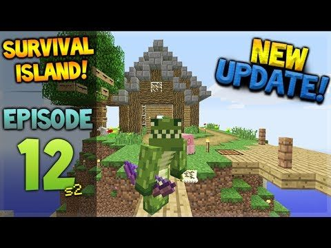 Minecraft Xbox – Survival Island – Whole New Update Episode 12