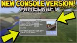 NEW MINECRAFT XBOX VERSION!!! Minecraft Console Edition CROSS PLATFORM PLAY (CONFIRMED)