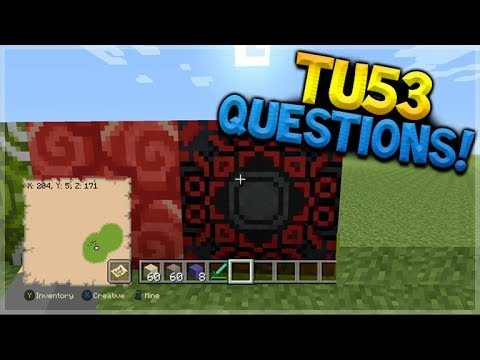 NO WOODLAND MANSION! Minecraft Console Edition – TU53 Q&A! Missing Features & Confirmed Features