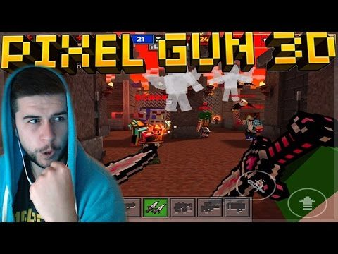 THE BEST MELEE WEAPON! OVERPOWERED ROMEO & JULIET!! Pixel Gun 3D