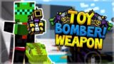 TOY BOMBER PREMIUM WEAPON AKA THE PET KILLER!!! Pixel Gun 3D