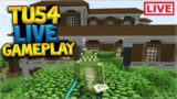 ALL TU54 FEATURES! Minecraft Console Edition – NEW TU54 Update First Experience!