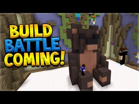 build battles minecraft