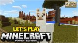 MCPE 1.1 Let's Play Minecraft Pocket Edition 1.1 – The Adventure 37 (Pocket Edition)