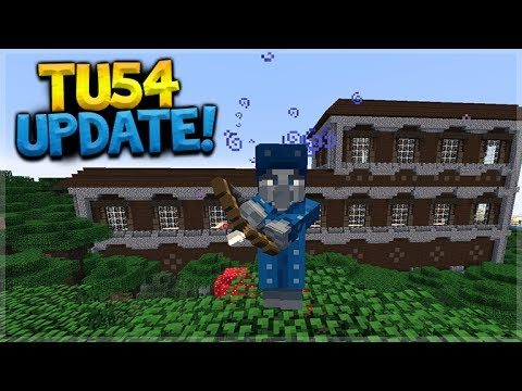 Minecraft Xbox 360/PS3 – Title Update 54 Q&A – Update Release & New Mobs (Console Edition)