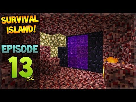 Minecraft Xbox – Survival Island – A New Dimension! Episode 13