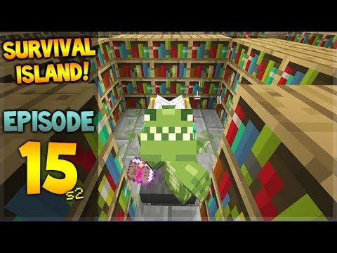 Minecraft Xbox – Survival Island – The Fortune Enchanter Episode 15