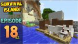 Minecraft Xbox – Survival Island – The Boating Dock Episode 18