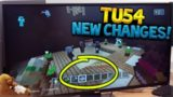 NEW BIOME SELECTION!! Minecraft Console Edition – Title Update 54 PREVIEW