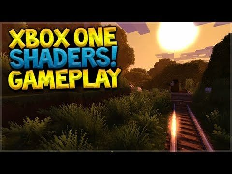 NEW Minecraft Shaders Pack – CONSOLE SHADERS GAMEPLAY & FREE DLC Explained