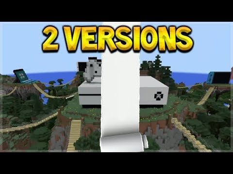 NEW: MINECRAFT XBOX ONE – COMMUNITY SPLITTING IN TWO (Fully Explained)