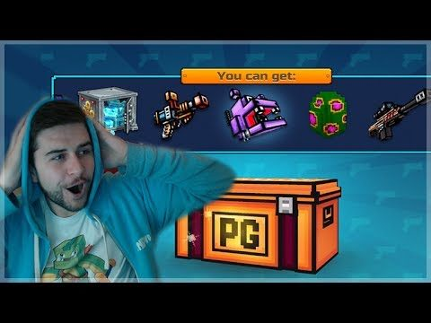 OMG! SUPER CHEST CRATE OPENING!! DID WE GET LUCKY | Pixel Gun 3D