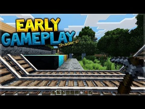 SUPER DUPER GRAPHICS PACK GAMEPLAY PREVIEW – Early Preview Xbox One Shaders Pack