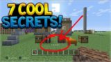 THE BEST SECRETS! Minecraft Console Edition – TU54 NEW Awesome Secrets Found (Console Edition)