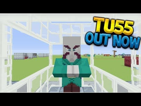 TU55 OUT NOW!! Minecraft Console Edition – IMPORTANT BUG FIX OUT NOW! (Console Edition)