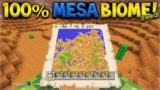 100% MESA BIOME SEED! Minecraft Console Edition – TU54 ONLY Mesa Biome Seed (ALL CONSOLES)