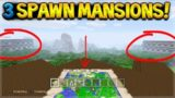 3 WOODLAND MANSIONS AT SPAWN!! Minecraft Console Edition – TU54 Mansions Seed! (ALL CONSOLES)