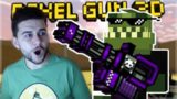 AUTOMATIC PEACEMAKER OF DESTRUCTION!! | Pixel Gun 3D
