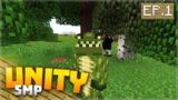BETTER LATE THAN NEVER! EP.1 – Minecraft Pocket Edition Unity Realm SMP