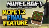 FINAL MCPE 1.2 FEATURE! Minecraft Pocket Edition – 1.2 FINAL Feature Preview!