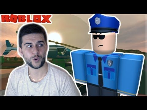GOOD COP TURNED BAD – I WAS SENT TO JAIL AS A POLICE OFFICER! IN ROBLOX