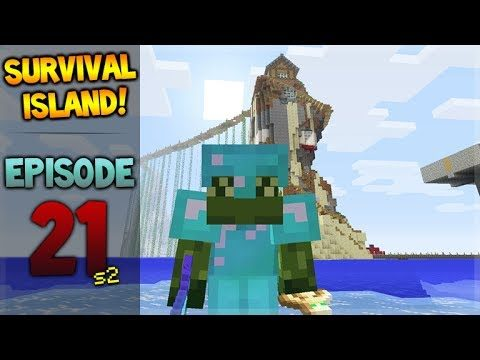 HAPPY JULY 4TH! Minecraft Xbox – Survival Island – The Explorer Episode 21