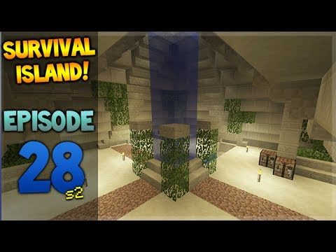 LIVE! Minecraft Xbox – Survival Island – Treasure Room! Episode 28