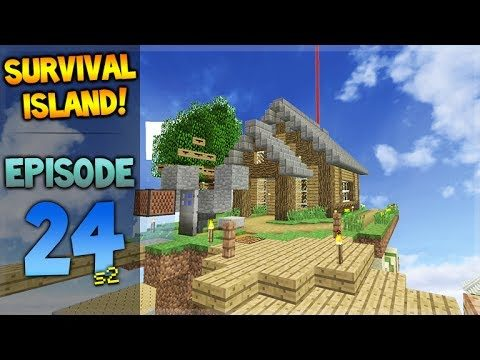 🔴LIVE! Minecraft Xbox – Survival Island – The Super Beacon Episode 24