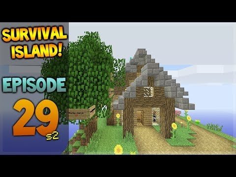 LIVE! Minecraft Xbox – Survival Island – The Treasure Hunt! Episode 29
