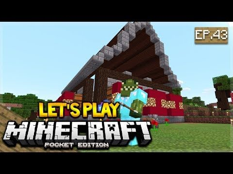🔴 LIVE NOW! MCPE 1.1 Let's Play Minecraft Pocket Edition 1.1 – The Big Move! 43 (Pocket Edition)