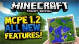 MCPE 1.2 ALL FEATURES! Minecraft Pocket Edition – 1.2 UPDATE All CONFIRMED Features!
