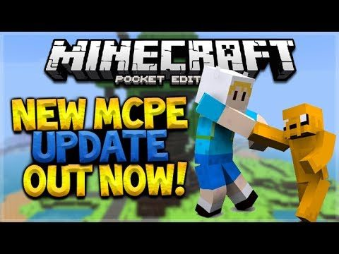 MCPE UPDATE OUT NOW! Minecraft Pocket Edition – 1.1.3 NEW Blocks & Adventure Time Mash-Up Pack