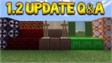 Minecraft Pocket Edition UPDATE 1.2 Q&A – Super Duper Graphics & Mini-Games (Pocket Edition)