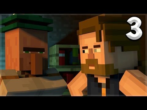 Minecraft Story Mode: Season 2 – Episode 1 JACK & NURM'S ADVENTURE EMPORIUM (3)
