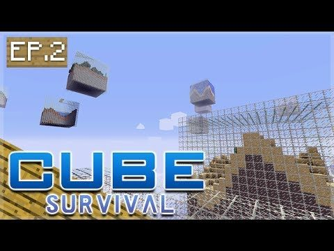 Minecraft Xbox – CUBE SURVIVAL – The Next Islands Episode 2