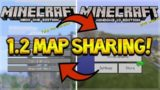 MINECRAFT XBOX MAP SHARING!! Better Together Update 1.2 NEW Feature Preview!
