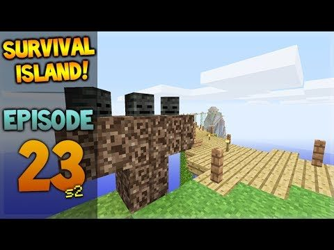 Minecraft Xbox – Survival Island – Let's Fight The Wither-Boss Episode 23