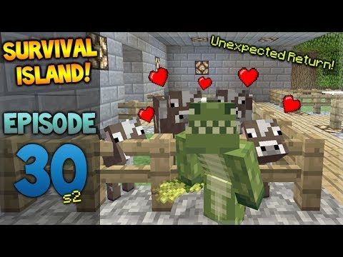 Minecraft Xbox – Survival Island – Unexpected Return! Episode 30