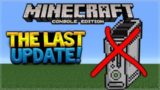 WAS THAT THE LAST MINECRAFT CONSOLE UPDATE!?!?!