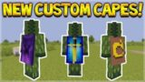 HOW TO INSTALL CUSTOM CAPES IN 1.2! Minecraft Pocket Edition – 1.2 Custom Capes Tutorial