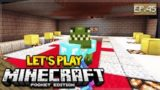 🔴 LIVE NOW! MCPE 1.1 Let's Play Minecraft Pocket Edition 1.1 -Story Mode Room 45 (Pocket Edition)