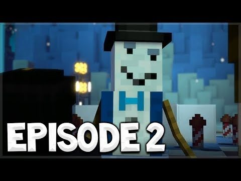 Minecraft Story Mode: SEASON 2 – Episode 2 – GIANT CONSEQUENCES Trailer Breakdown