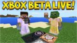 Minecraft Xbox BETA – Minecraft Better Together Update 1.2 Xbox BETA!
