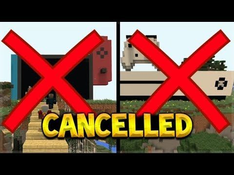 Minecraft Xbox One/Switch – NO MORE UPDATES! For Minecraft Console Edition