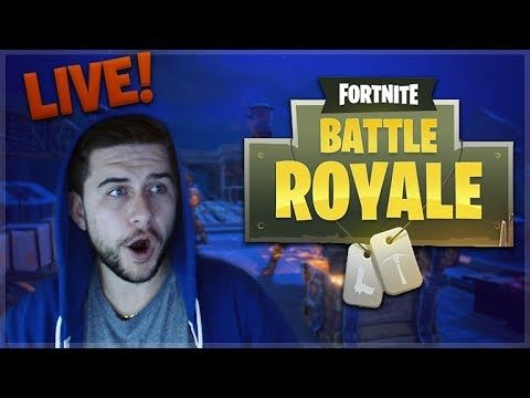 FORTNITE BATTLE ROYALE! – GOING FOR NUMBER 1 SPOT – FIRST EXPERIENCE (Fortnight Game)