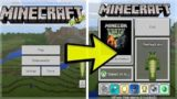 HOW TO TURN MCPE/WIN 10 INTO CUSTOM MENUS (Pocket Edition Addon)