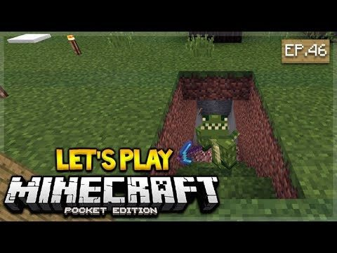 🔴 LIVE NOW MCPE 1.1 Let's Play Minecraft Pocket Edition 1.1 – Mining Expedition 46 (Pocket Edition)