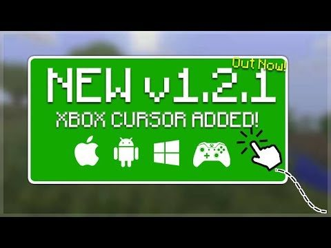 Minecraft 1.2.1 XBOX/MCPE – NEW UPDATE OUT NOW! Cursor Feature Added (Better Together Update)